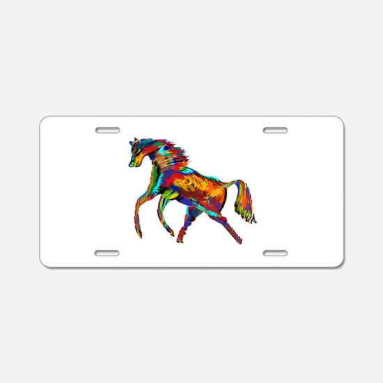 SPIRIT Aluminum License Plate