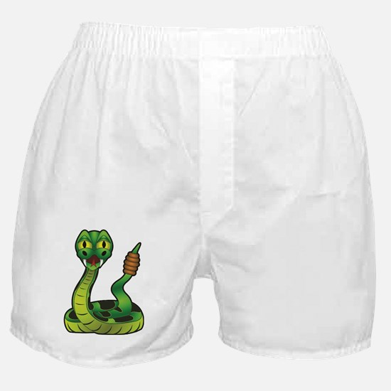 Cute Poison band Boxer Shorts