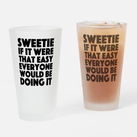 Patsy Drinking Glass