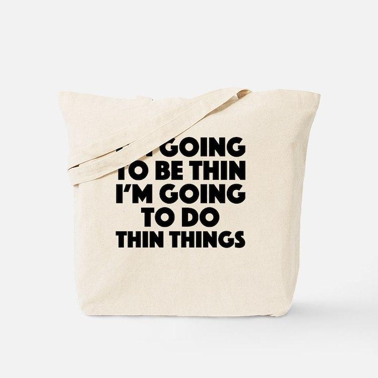 Cute Edina Tote Bag