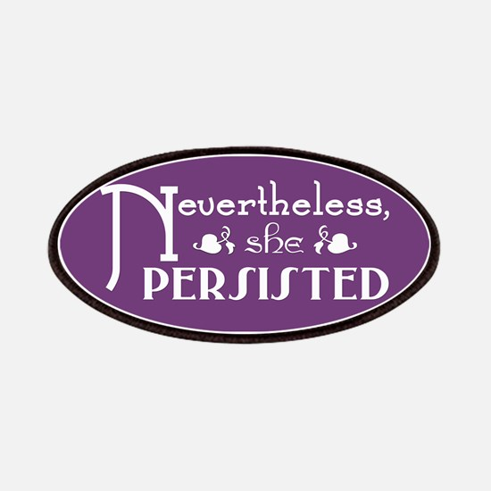 She Persisted Patch