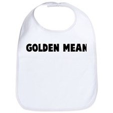 Golden mean Bib
