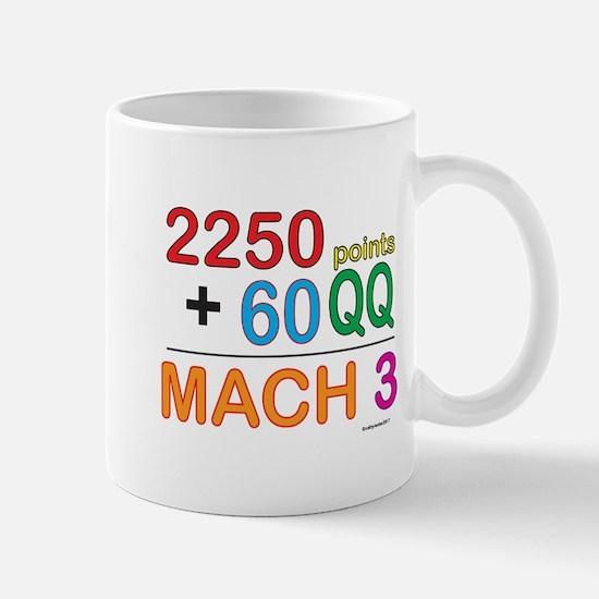 MACH 3 formula Mug