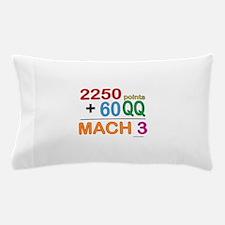 MACH 3 formula Pillow Case
