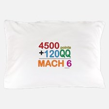 MACH 6 formula Pillow Case