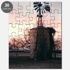 Cute Windmills Puzzle