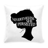 Resist Woven Pillows