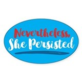 Nevertheless she persisted Single