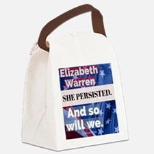 Cool Warren Canvas Lunch Bag