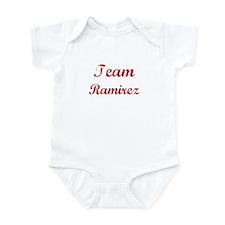TEAM Ramirez REUNION  Infant Bodysuit