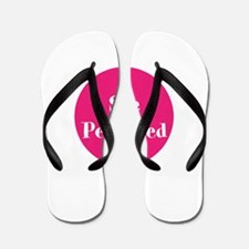 She persisted, support women Flip Flops
