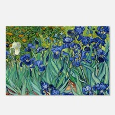 Van Gogh Iris Postcards (Package of 8)