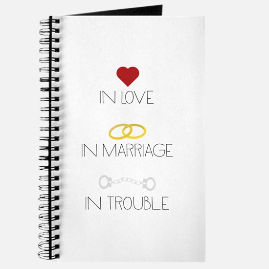 Love Marriage Trouble Journal