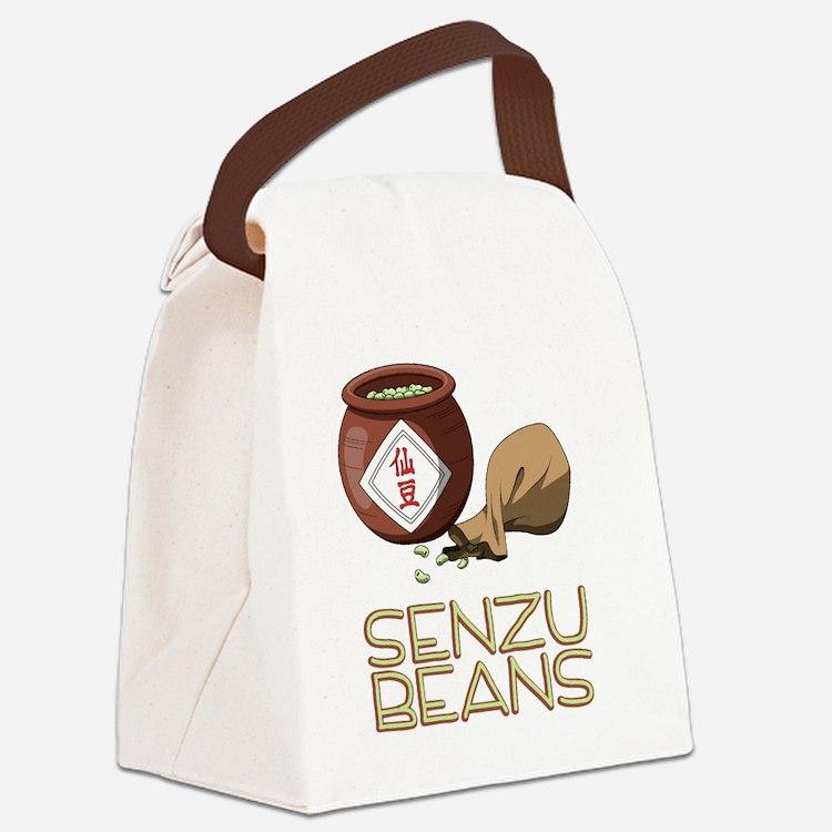 Cute Vegeta Canvas Lunch Bag