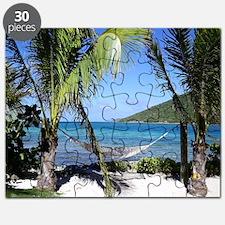 Saba Rock hamock Puzzle