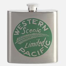 Unique Deserts Flask