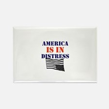 America is in Distress Magnets