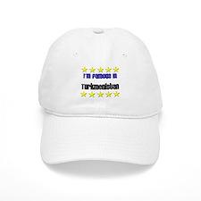 I'm Famous in Turkmenistan Baseball Cap