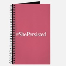 Nevertheless, She Persisted. Journal