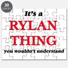 It's a Rylan thing, you wouldn't un Puzzle