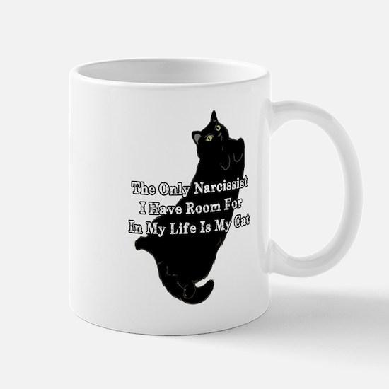 Narcissist Cat Mug