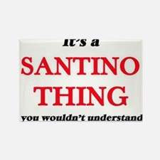 It's a Santino thing, you wouldn't Magnets