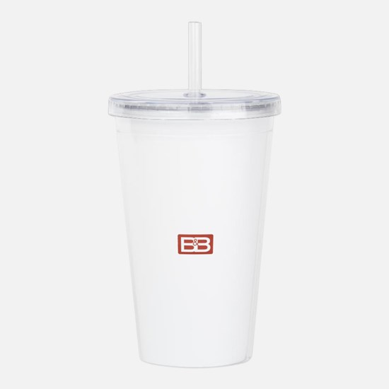 Bold and the Beautiful Acrylic Double-wall Tumbler