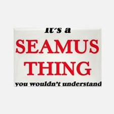 It's a Seamus thing, you wouldn't Magnets
