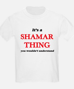 It's a Shamar thing, you wouldn't T-Shirt