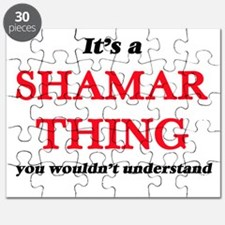 It's a Shamar thing, you wouldn't u Puzzle