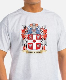 Smulevich Coat of Arms - Family Crest T-Shirt
