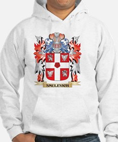 Smulevich Coat of Arms - Family Crest Sweatshirt