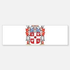 Smulevich Coat of Arms - Family Cre Bumper Bumper Bumper Sticker