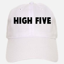 High five Baseball Baseball Cap