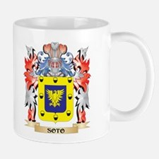 Soto Coat of Arms - Family Crest Mugs
