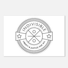 Indivisible Postcards (Package of 8)