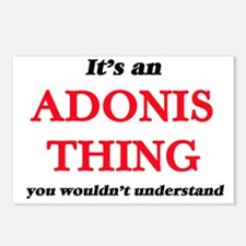 It's an Adonis thing, Postcards (Package of 8)