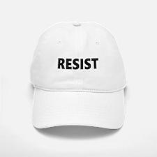 Resist 2 Black Baseball Baseball Baseball Cap