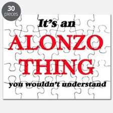 It's an Alonzo thing, you wouldn't Puzzle