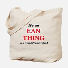 It's an Ean thing, you wouldn't u Tote Bag