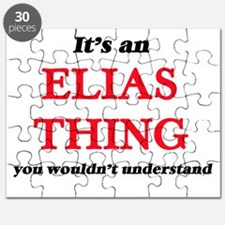 It's an Elias thing, you wouldn't u Puzzle