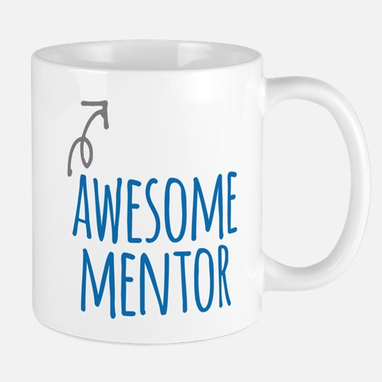 Awesome mentor Mugs