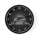 70's Fast Car Wall Clock