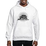 70's Fast Car Hooded Sweatshirt