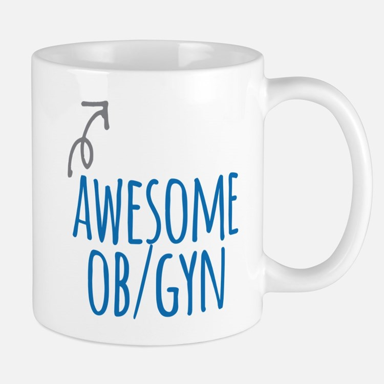 Awesome OB/GYN Mugs