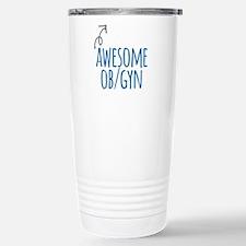 Awesome OB/GYN Travel Mug
