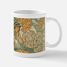 Art Nouveau Mugs