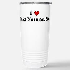 Cute Norman Travel Mug