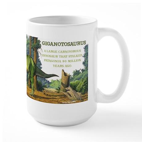 Giganotosaurus Large Mug