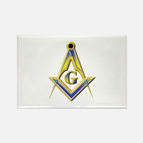 Freemason Square & Compasses Magnets